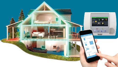 IoT - Internet of Thing được ứng dụng như thế nào trong các ngôi nhà thông minh